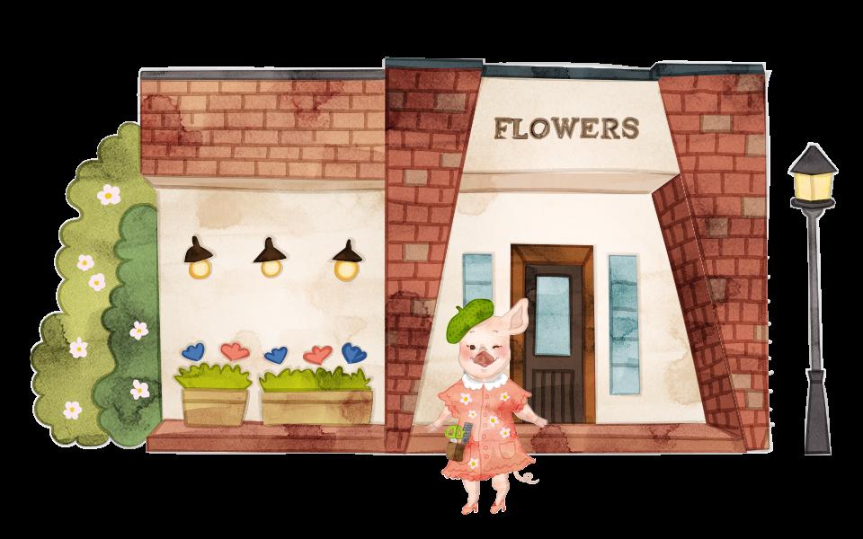 FLOWERS フラワーズ